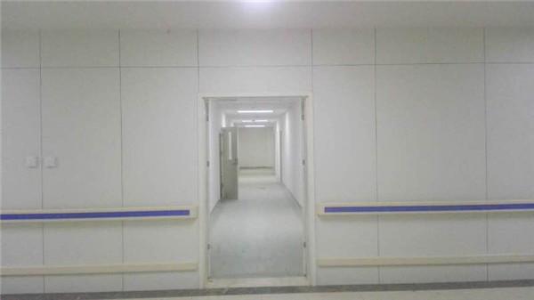办公大楼走道挂墙板